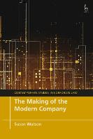 The Making of the Modern Company