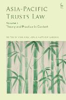 Asia-Pacific Trusts Law: Theory and...
