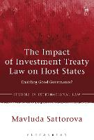 The Impact of Investment Treaty Law ...