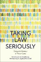 Taking Law Seriously: Essays in ...
