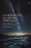 Environmental Courts and Tribunals:...