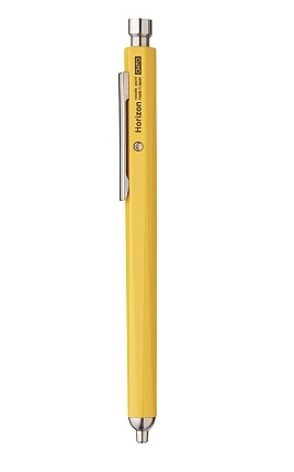 OHTO Horizon Needle Ballpoint Pen Yellow