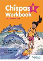 Chispas Level 3 Workbook 2nd edn