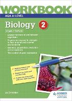 AQA A-level Biology Workbook 2: Year 2
