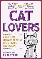 The Little Book of Lore for Cat...