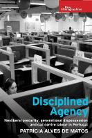 Disciplined Agency: Neoliberal...