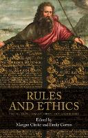 Rules and Ethics: Perspectives from...