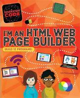 Generation Code: I'm an HTML Web Page...