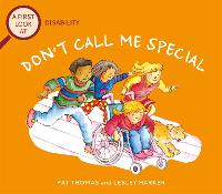 A First Look At: Disability: Don't...