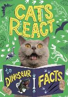 Cats React to Dinosaur Facts