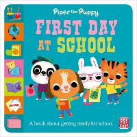 First Experiences: Puppy Starts School