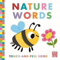 Touch-and-Feel: Nature Words: Board Book