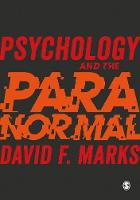 Psychology and the Paranormal:...