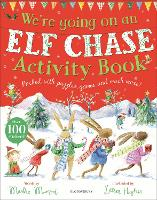 We're Going on an Elf Chase Activity...