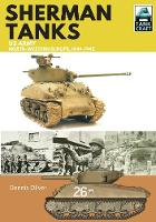 Sherman Tanks, US Army, North-Western...