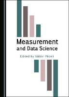 Measurement and Data Science