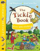 The Tickle Book Sticker Book