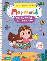 My Magical Mermaid Sparkly Sticker...