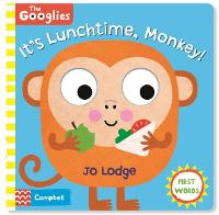 It's Lunchtime, Monkey!