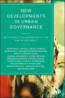 New Developments in Urban Governance:...