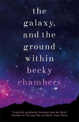 Signed Edition - The Galaxy, and the...