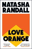 Love Orange: a vivid, comic cocktail...