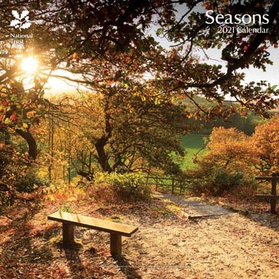 National Trust Seasons Wall Calendar...