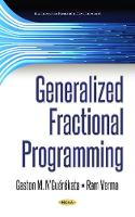 Generalized Fractional Programming