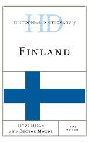 Historical Dictionary of Finland