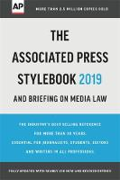 The Associated Press Stylebook 2019:...