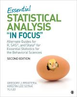 Essentials of Statistical Analysis ...