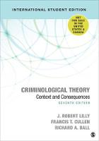 Criminological Theory: Context and...