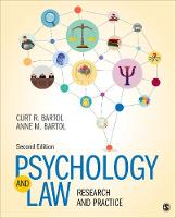 Psychology and Law: Research and...