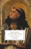 Thomas Aquinas: Basic Philosophical...