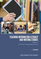 Teaching Information Literacy and...