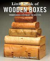 Little Book of Wooden Boxes: Wooden...