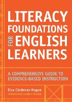 Literacy Foundations for English...