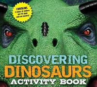Discovering Dinosaurs Actvity Book