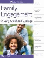 Family Engagement in Early Childhood...
