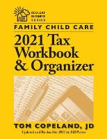 Family Child Care 2021 Tax Workbook...