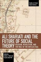 Ali Shariati And The Future Of Social...