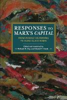 Responses To Marx's Capital: From...