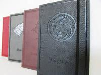 Game of Thrones Ruled Journal: House...