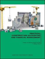 Practical Construction Accounting and...