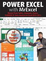 Power Excel with MrExcel: Master ...