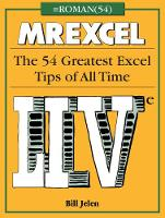 MrExcel LIVe: The 54 Greatest Excel...