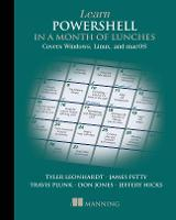 Learn PowerShell in a Month of...
