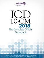 ICD-10-CM 2018: The Complete Official...