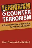 Terrorism and Counterterrorism: A...