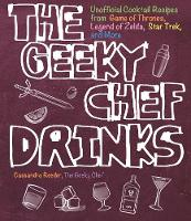 The Geeky Chef Drinks: Unofficial...